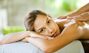 Action Therapy: One or Three Deep-Tissue or Swedish Massages at Action Therapy (Up to 56% Off)
