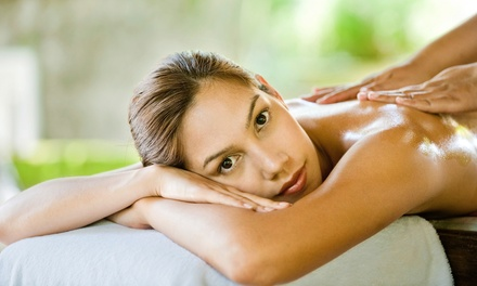 Deep-Tissue or Swedish Massage at Back & Body Wellness Center (53% Off)