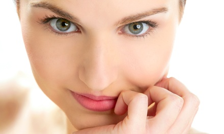 $35 for a 50-Minute Signature Facial Package at Divine Hair Design ($70 Value)