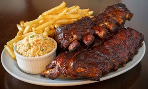 New England Country Market and Smokehouse: $12 for $20 Worth of Food for Two or More People at New England Country Market and Smokehouse