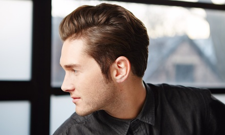Gentlemen's Hot Shave at Keir Hairdressing