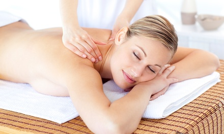 One or Three 60-Minute Therapeutic Massages at Lifetime Health and Wellness Clinic (Up to 54% Off)