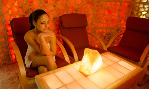 Saltroom of Spokane: $29.99 for a Halotherapy Session at Saltroom of Spokane ($45 Value)
