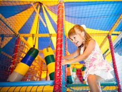 Kidz Playground: Sky Maze and Laser Tag Package for One, Two, or Four Children at Kidz Playground (Up to 45% Off)