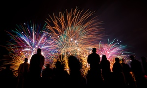 Lions Club Reading: Halloween Fireworks Display at the Reading Lions Club: Adult or Child Ticket, 31 October