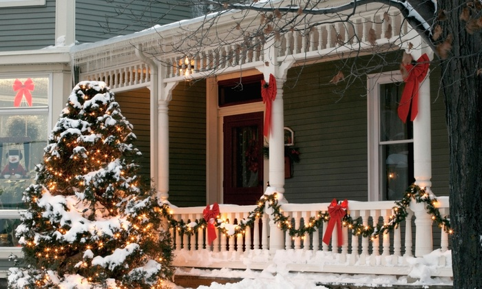 My Old Kentucky Home State Park - Bardstown: Holiday Tour with a Souvenir Print from My Old Kentucky Home State Park (Up to 56% Off). Five Options Available.