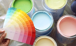BMW Painters: House Painting Services - 8 ($225), 16 ($435), or 24 Hours ($619) with BMW Painters, Auckland Metro (Up to $1,242 Value)