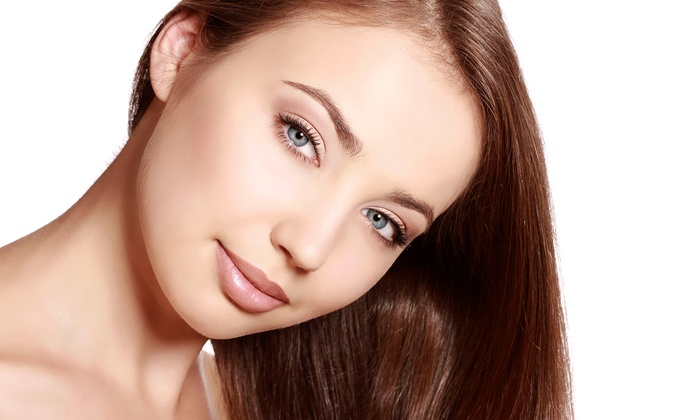 Staci at Shear Eclips - Shear Eclips: One or Two Peels with Microdermabrasion and Collagen Mask with Staci at Shear Eclips (Up to 52% Off)