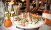 Aperifish o degustazione vino
