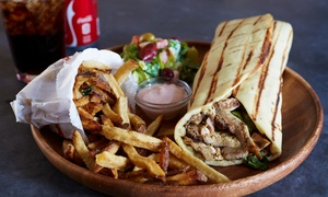 Latin And Mediterranean Cuisine At Chick N Chop (up To 45%  Off). Four Options Available.