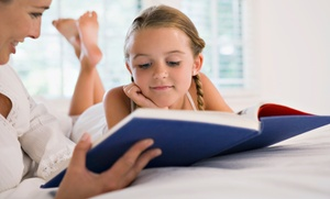 """French & Music House: $49 for Maman et Moi (""""Mommy and Me"""") French Class at French & Music House ($100 Value)"""