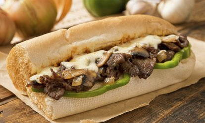 image for 30% Cash Back at South Philly Cheese Steaks
