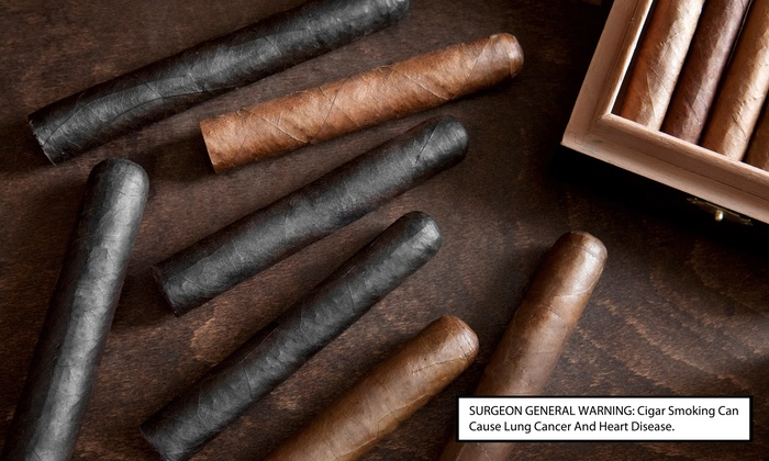 Fairprice Tobacco: $29 for a Bundle of 25 Cigars at Fairprice Tobacco ($69 Value)