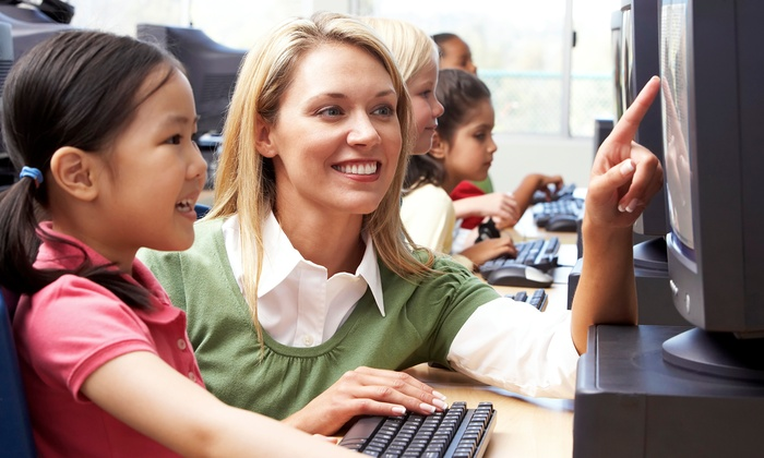 C3 Cyber Club - Ashburn: $109 for Five Kids' Computer Classes including Minecraft Programming at C3 Cyber Club ($189 Value)