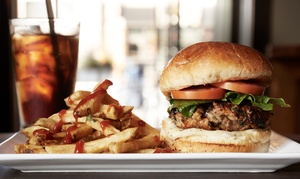 Elijah Churchill's Public House: Pub-Food Dinner for Two or Four or More, or Lunch at Elijah Churchill's Public House (Up to 50% Off)