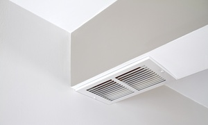 Discount Air Duct Cleaning Co.: Air Duct Cleaning Package with Optional Dryer Vent Cleaning at Discount Air Duct Cleaning Co. (Up to 84% Off)