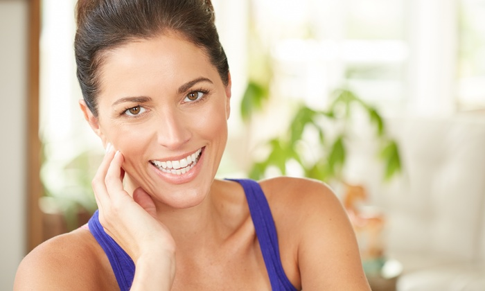 My Facial Room - Coral Gables: Micro-Collagen and Ultrasonic Collagen Mask or Organic Facial at My Facial Room (Up to 67% Off)