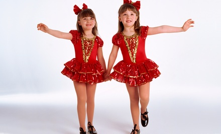 5 or 10 Dance Classes at Rising Stars Academy of Dance (Up to 81% Off)