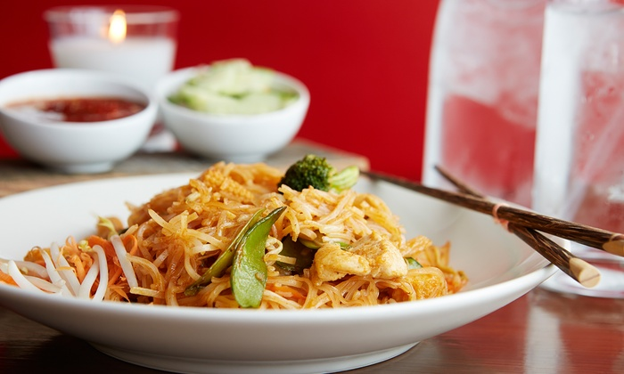 Thai Orchid - Mission: Thai Food at Thai Orchid (43% Off). Two Options Available.