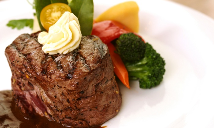 Haab's Restaurant - Downtown Ypsilanti: Steak-House Dinner for Two or Four or Lunch at Haab's Restaurant (Up to 51% Off)