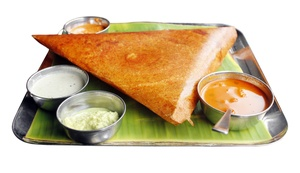 Dosa Hut Chat House: Indian Food at Dosa Hut Chat House (40% Off). Two Options Available.