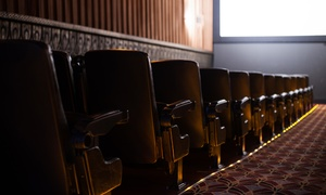 Fine Arts Theatres: Movie Outing for Two or Four with Medium Popcorns at Fine Arts Theatres (Up to 46% Off)