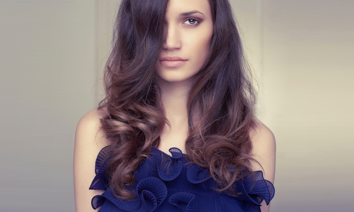 Salon Beau - Salon Beau: Haircut, Single-Process Color, or Ombre and Bayalage Package at Salon Beau (Up to 55% Off)