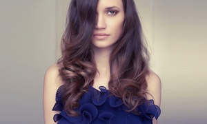 Salon Beau: Haircut, Single-Process Color, or Ombre and Bayalage Package at Salon Beau (Up to 55% Off)