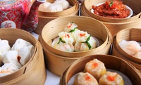 Delikate kantonesische Dim Sum All-you-can-eat für 2 Personen im China Restaurant (29% sparen*)