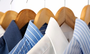 Martinizing Dry Cleaning: $12 for $25 Worth of Dry Cleaning at Martinizing Dry Cleaning