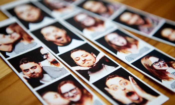 Superior Photo Booths - New York City: Four-, Five-, or Six-Hour Event Package from Superior Photo Booths (Up to 69% Off)
