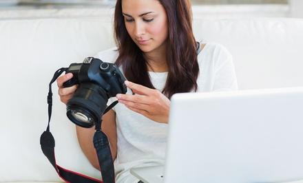 Anfänger-Fotokurs mit Kaffee und Wasser für 1 oder 2 Personen bei Garcia Hermosilla Fotoschule (bis zu 69% sparen*)