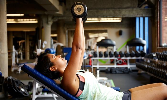 Brickhouse Gym - Winnipeg: One or Three-Month Gym Membership at Brickhouse Gym (56% Off)