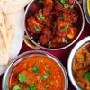 Indisches 3-Gänge-Menü