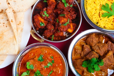 Up to 41% Off at Currying Flavors