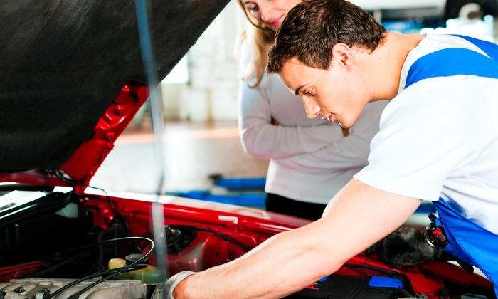 Allpro Auto Service - Old Irving Park: Alternator or Radiator Replacement with Parts and Labor at Allpro Auto Service (50% Off)