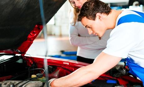 Cambio de aceite 10w40 y 1, 2 o 4 filtros con revisión pre-ITV de 30 puntos desde 34,95 € en Pro Autos