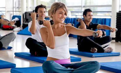 64% Off Group Fitness Classes