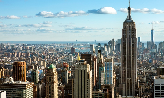 Inside NYC Tours - Multiple Locations: Walking Tour for Two or Four from Inside NYC Tours (Up to 47% Off)