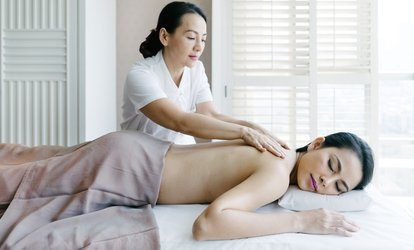 30-, 60-, or 90-Minute Therapeutic Massage from Chuck Thissen LMT  (Up to 51% Off)