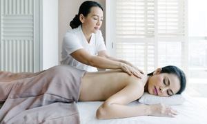 Pure and Joy: Lichaamsmassage of gelaatsverzorging naar keuze en rug-, handmassage vanaf € 34,99 bij Pure and Joy