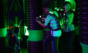 The Mill: Laser Tag and Mini Golf Outing for Two, or Party Package for Up to 12 at The Mill (Up to 43% Off)