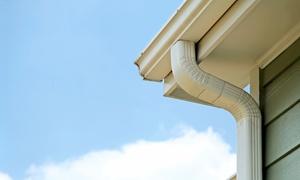 Rohrdienst 24 GmbH: 10 oder 15 Meter Dachrinnenreinigung inkl. Anfahrt durch Rohrdienst 24 GmbH (bis zu 63% sparen*)
