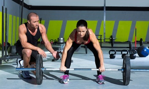 CrossFit 43123: Three or Five CrossFit Classes at CrossFit 43123 (Up to 45% Off)