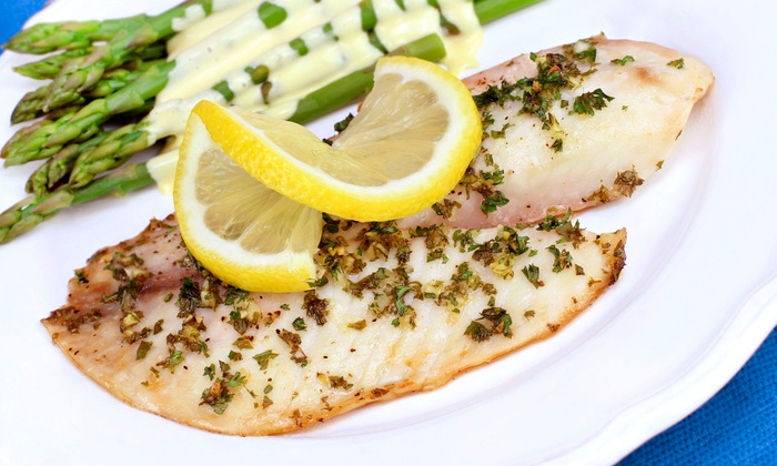 Epic Casual Dining - Midvale: $18 for $30 Worth of Contemporary American Cuisine and Non-Alcoholic Drinks at Epic Casual Dining