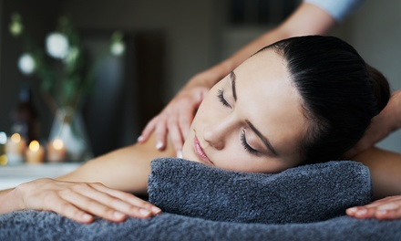 30- or 60-Minute Aromatherapy or Holistic Massage at Butterfly Effect Holistic Centre (Up to 54% Off)