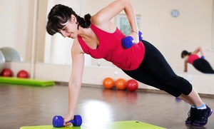 Max Fitness: Six Weeks of Gym Membership at Max Fitness (55% Off)