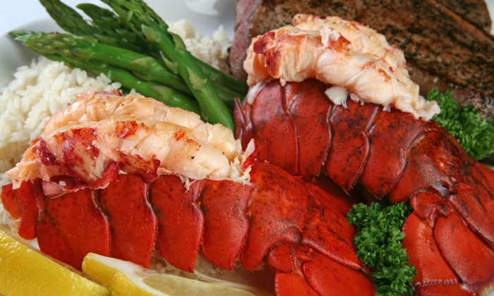 Castagnola's - Fisherman's Wharf: Steaks, Seafood, and Drinks at Castagnola's (Up to 25% Off). Two Options Available.