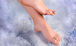 Boston Thermography Center: One or Five 30-Minute Ionic Foot Baths at Boston Thermography Center (Up to 50% Off)