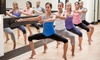 Up to 60% Off Barre Classes at Rock Solid Ftness